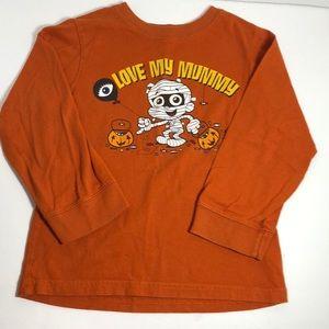 1989 Place Love My Mummy Halloween 🎃 Shirt 4T